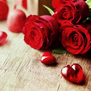 Valentijns high tea box | vanaf 2 personen